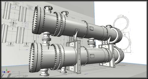 Belajar Menggambar Teknik 3D Menggunakan Software Inventor