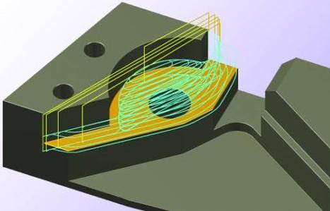 Cara Mudah Menggambar 2D Menggunakan Software MasterCam